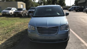 Used Wheelchair Van For Sale: 2010 Chrysler Town and Country Touring  Wheelchair Accessible Van For Sale with a VMI - Chrysler Northstar on it. VIN: 2a4rr5d1xar176567