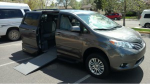 Used Wheelchair Van For Sale: 2014 Toyota Sienna SE 8-Passenger  Wheelchair Accessible Van For Sale with a VMI - Toyota NorthstarAccess360 on it. VIN: 5tdxk3dc1es513938