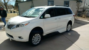 New Wheelchair Van For Sale: 2019 Toyota Sienna LE Wheelchair Accessible Van For Sale with a VMI - VMI Northstar E Toyota  on it. VIN: 5tdkz3dc4ks009207