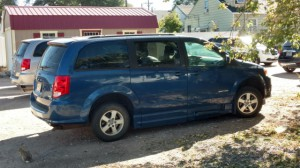 Used Wheelchair Van For Sale: 2015 Dodge Caravan  Wheelchair Accessible Van For Sale with a VMI - Dodge Northstar on it. VIN: 2c4rdgcg0fr536037