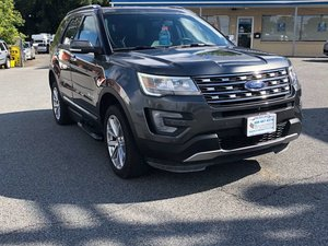 Used Wheelchair Van For Sale: 2019 Ford Explorer Limited Wheelchair Accessible Van For Sale with a BraunAbility MXV Wheelchair SUV on it. VIN: 1FM5K7D8XKGA32453