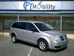 Used Wheelchair Van For Sale: 2010 Dodge Grand Caravan SE Wheelchair Accessible Van For Sale with a BraunAbility Dodge Manual Rear Entry on it. VIN: 2D4RN4DE9AR203291