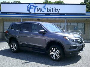 Used Wheelchair Van For Sale: 2018 Honda Pilot EX Wheelchair Accessible Van For Sale with a VMI VMI Honda Pilot with Northstar E on it. VIN: 5FNYF5H37JB012520