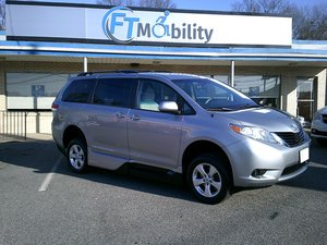 Used Wheelchair Van For Sale: 2013 Toyota Sienna S Wheelchair Accessible Van For Sale with a VMI Toyota NorthstarAccess360 on it. VIN: 5TDKK3DC7DS388307