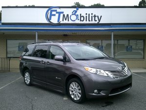 Used Wheelchair Van For Sale: 2011 Toyota Sienna Limited Wheelchair Accessible Van For Sale with a BraunAbility Toyota Rampvan XT on it. VIN: 5TDYK3DC3BS121947