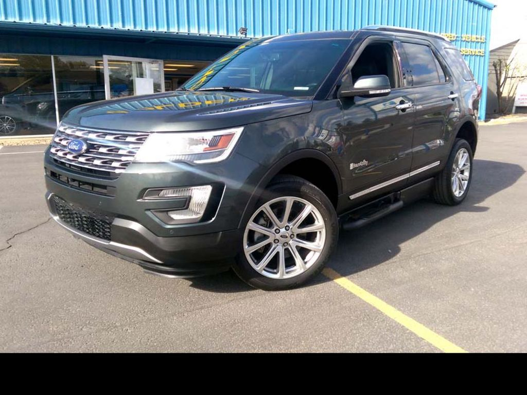 Used Wheelchair Van For Sale 2016 Ford Explorer Accessible With A