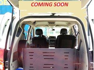 BraunAbility Dodge Manual Rear Entry Wheelchair Van Conversion