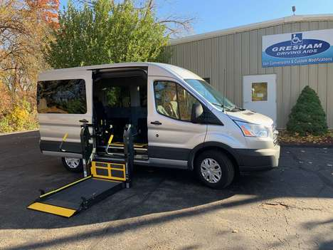 Used Wheelchair Van For Sale: 2019 Ford T-150 XL Wheelchair Accessible Van For Sale with a Non Branded Please See Description on it. VIN: 1FMZK1CM1KKA39592