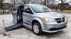 Used Wheelchair Van For Sale: 2019 Dodge Grand Caravan S Wheelchair Accessible Van For Sale with a VMI Dodge Northstar E on it. VIN: 2C4RDGBGXKR553519