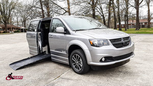 New Wheelchair Van For Sale: 2019 Dodge Grand Caravan S Wheelchair Accessible Van For Sale with a Revability DODGE GRAND CARAVAN ADVANTAGE SE on it. VIN: 2C4RDGCG4KR624163