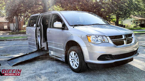 Used Wheelchair Van For Sale: 2016 Dodge Grand Caravan S Wheelchair Accessible Van For Sale with a Eldorado National Amerivan Dodge & Chrysler Amerivan on it. VIN: 2C4RDGCG9GR311567