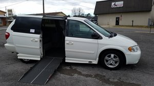 Used Wheelchair Van For Sale 2005 Dodge Grand Caravan EX Accessible