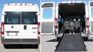 Alabama Wheelchair Vans For Sale