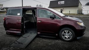 Used Wheelchair Van For Sale 2012 Honda Odyssey EX Accessible With