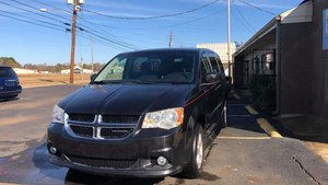 Used Wheelchair Van For Sale: 2012 Dodge Grand Caravan Crew Wheelchair Accessible Van For Sale with a Rollx Vans Rollx Fold Out Dodge on it. VIN: 2C4RDGDG2CR165182