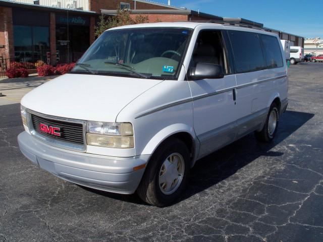 1998 GMC Safari Slx Wheelchair Van For Sale - Please ...