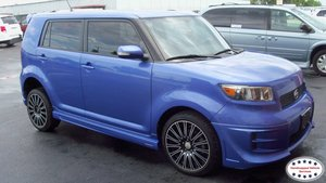 Used Wheelchair Van For Sale: 2010 Scion Xb EL Wheelchair Accessible Van For Sale with a Freedom Motors Scion Manual Rear Entry on it. VIN: JTLZE4FE5A1112893