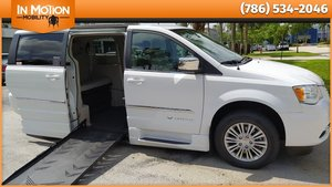 Used Wheelchair Van For Sale: 2015 Chrysler Town & Country L Wheelchair Accessible Van For Sale with a  on it. VIN: 2C7WC1CG6FR645706