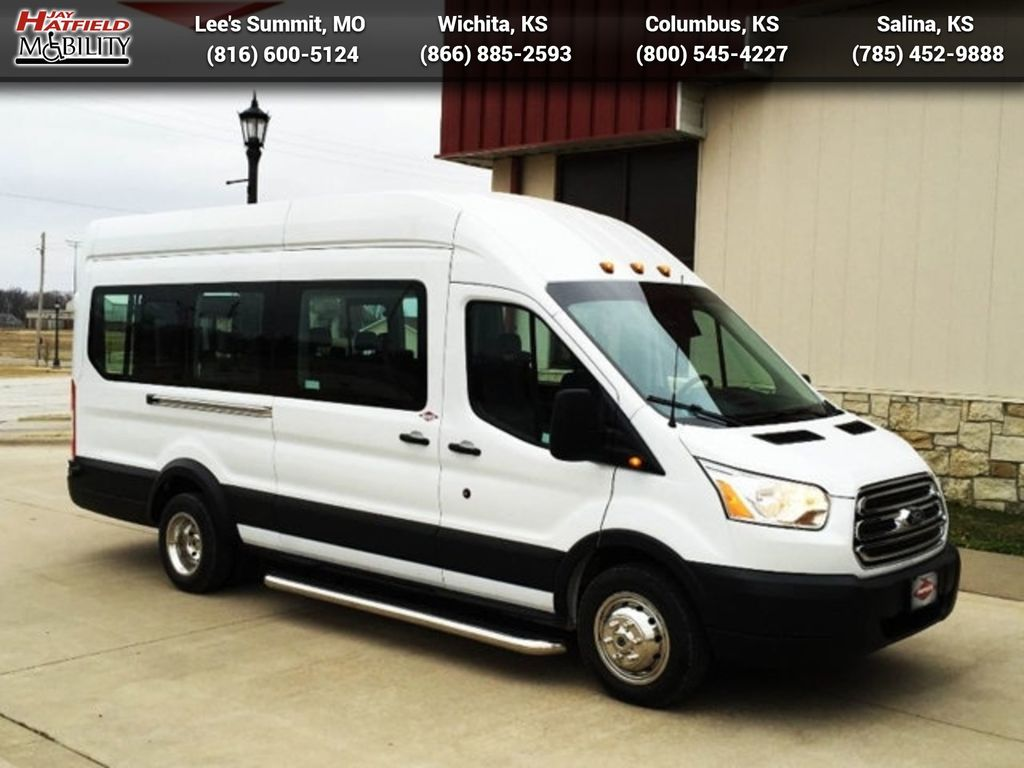 Used Wheelchair Van For Sale 2015 Ford Transit Accessible With A