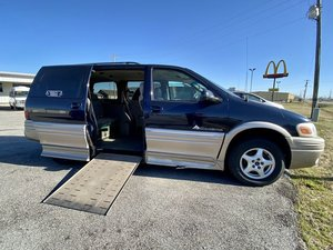 Used Wheelchair Van For Sale: 2005 Pontiac Montana  Wheelchair Accessible Van For Sale with a  on it. VIN: 1G5DV13E55D135031