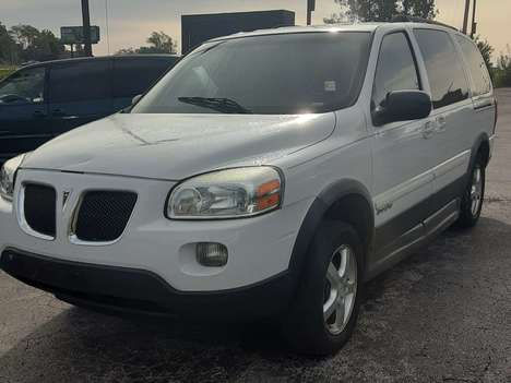 Used Wheelchair Van For Sale: 2005 Pontiac Montana  Wheelchair Accessible Van For Sale with a  on it. VIN: 1GMDV33L55D213404