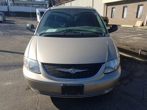 Used Wheelchair Van For Sale 2003 Chrysler Town Country Limited Accessible