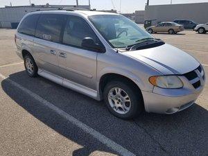 Used Dodge Wheelchair Vans For Sale   BLVD com