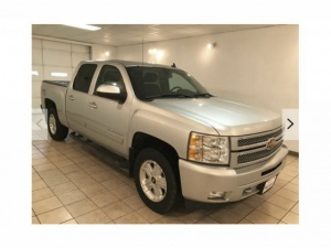 Used Wheelchair Van For Sale: 2013 Chevrolet Silverado Crew Wheelchair Accessible Van For Sale with a ATC Wheelchair Truck Conversions 1500 Chevy & GMC Trucks on it. VIN: 3GCPKSE70DG229628