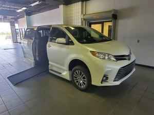 New Wheelchair Van For Sale: 2020 Toyota Sienna L Wheelchair Accessible Van For Sale with a VMI VMI Northstar E Toyota  on it. VIN: 5TDYZ3DC4LS058841