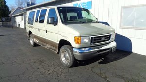 Used Wheelchair Van For Sale: 2006 Ford Econoline  Wheelchair Accessible Van For Sale with a VMI Full Size Wheelchair Vans on it. VIN: 1FDNE24L66DA78805