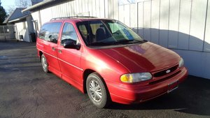Used Wheelchair Van For Sale: 1996 Ford Windstar  Wheelchair Accessible Van For Sale with a Non Branded Please See Description on it. VIN: 2FMDA5145TBC73799
