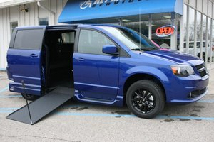 New Wheelchair Van For Sale: 2019 Dodge Grand Caravan S Wheelchair Accessible Van For Sale with a VMI Northstar E on it. VIN: 2C7WDGBG6KR784391
