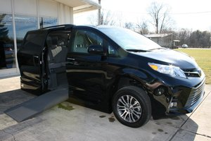 New Wheelchair Van For Sale: 2020 Toyota Sienna Premium Wheelchair Accessible Van For Sale with a VMI Northstar on it. VIN: 5TDYZ3DC0LS035623