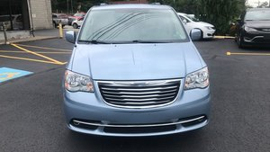 Used Wheelchair Van For Sale: 2013 Chrysler Town & Country Touring Wheelchair Accessible Van For Sale with a BraunAbility Chrysler Entervan II on it. VIN: 2C4RC1BG2DR732222