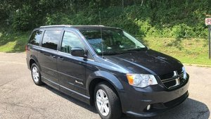 Used Wheelchair Van For Sale: 2013 Dodge Grand Caravan Crew Wheelchair Accessible Van For Sale with a BraunAbility Dodge Entervan II on it. VIN: 2C4RDGDG9DR709615