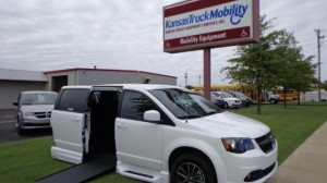 New Wheelchair Van For Sale: 2019 Dodge Caravan  Wheelchair Accessible Van For Sale with a VMI - Dodge Northstar on it. VIN: 2C7W0GBG2KR504286