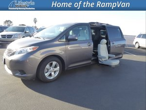 Used Wheelchair Van For Sale: 2012 Toyota Sienna LE Wheelchair Accessible Van For Sale with a  on it. VIN: 5TDKK3DC3CS234434