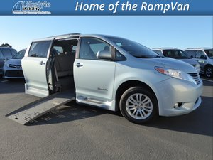 e5c5e9f5f3 BraunAbility Toyota Rampvan XT Wheelchair Van Conversion. Used Wheelchair  Van For Sale  2016 Toyota Sienna XLE Wheelchair Accessible Van For Sale with