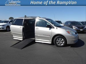 Used Wheelchair Van For Sale: 2004 Toyota Sienna LE Wheelchair Accessible Van For Sale with a IMS Toyota on it. VIN: 5TDZA23C54S082946