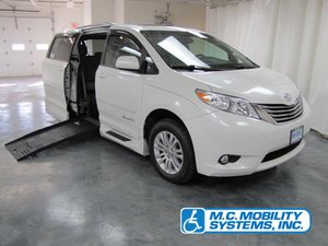 Used Wheelchair Van For Sale: 2015 Toyota Sienna Limited Wheelchair Accessible Van For Sale with a Toyota Power XT on it. VIN: 5TDYK3DC9FS613534