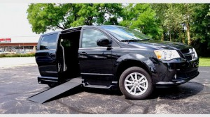 Used Wheelchair Van For Sale: 2018 Dodge Caravan  Wheelchair Accessible Van For Sale with a VMI - Dodge Northstar on it. VIN: 2c4rdgcg6jr241677