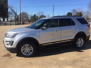 New Wheelchair Van For Sale: 2016 Ford Explorer EX Wheelchair Accessible Van For Sale with a Please Choose A Conversion... on it. VIN: 1FMSK7D85GGC62487