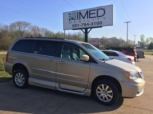 Used Wheelchair Van For Sale: 2016 Chrysler Town & Country Touring Wheelchair Accessible Van For Sale with a Northstar on it. VIN: 2C4RC1BG0GR237697
