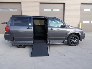 Used Wheelchair Van For Sale: 2018 Dodge Grand Caravan SE Wheelchair Accessible Van For Sale with a Northstar E on it. VIN: 2C4RDGBG0JR221975