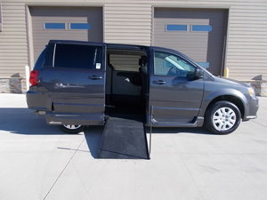 Used Wheelchair Van For Sale: 2017 Dodge Grand Caravan SXT Wheelchair Accessible Van For Sale with a Northstar E on it. VIN: 2C4RDGBG5HR854577