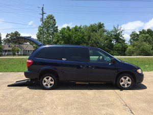 Used Wheelchair Van For Sale: 2005 Dodge Grand Caravan SXT Wheelchair Accessible Van For Sale with a Vision Power Rear Entry  on it. VIN: 2D4GP44L45R464303