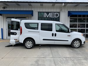 Used Ram Wheelchair Vans For Sale | BLVD com