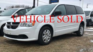 Used Wheelchair Van For Sale: 2015 Dodge Caravan  Wheelchair Accessible Van For Sale with a FR Wheelchair Vans - Dodge Rear Entry on it. VIN: 2C4RDGBG8FR623234