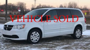 Used Wheelchair Van For Sale: 2015 Dodge Caravan  Wheelchair Accessible Van For Sale with a FR Wheelchair Vans - Dodge Rear Entry on it. VIN: 2C4RDGBG2FR614559