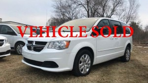 Used Wheelchair Van For Sale: 2014 Dodge Caravan  Wheelchair Accessible Van For Sale with a ATS - ATS Rear Entry on it. VIN: 2C4RDGBG474129